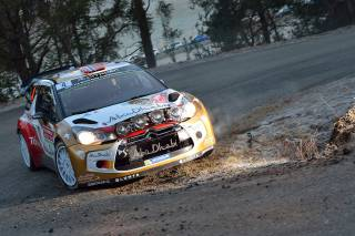 Monte-Carlo Rally