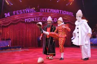International Circus Festival of Monte-Carlo