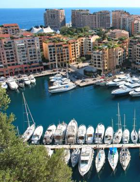 Best time to visit Monaco