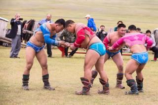 Bökh Wrestling