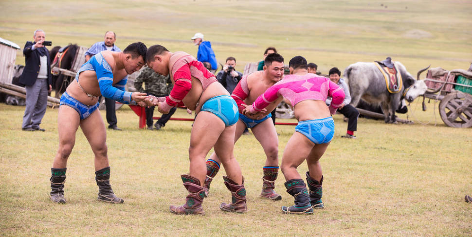 Bökh Wrestling in Mongolia - Best Time