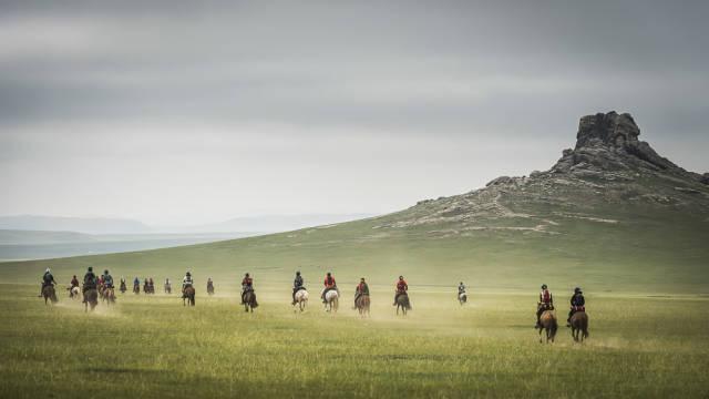 Mongol Derby in Mongolia - Best Season
