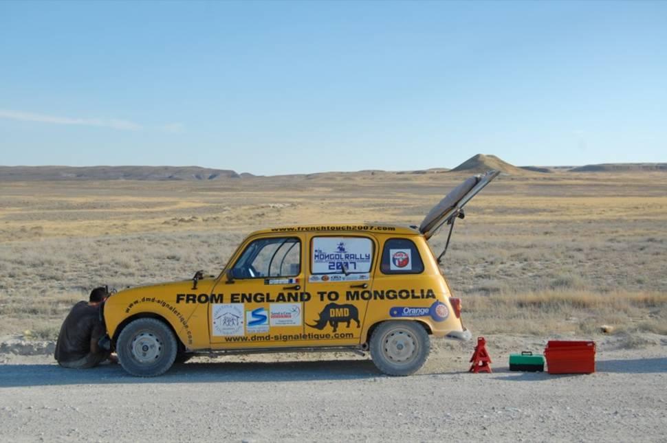Mongol Rally in Mongolia - Best Season