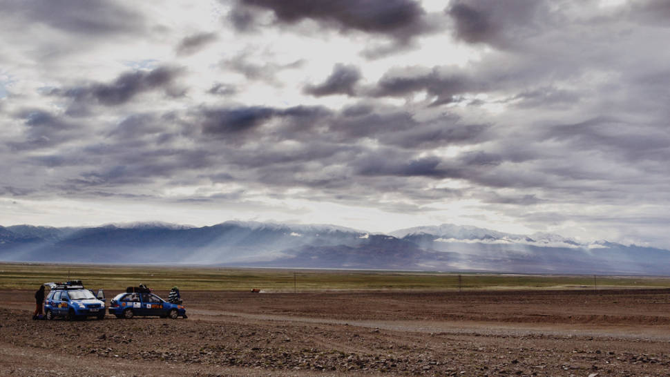 Best time for Mongol Rally in Mongolia