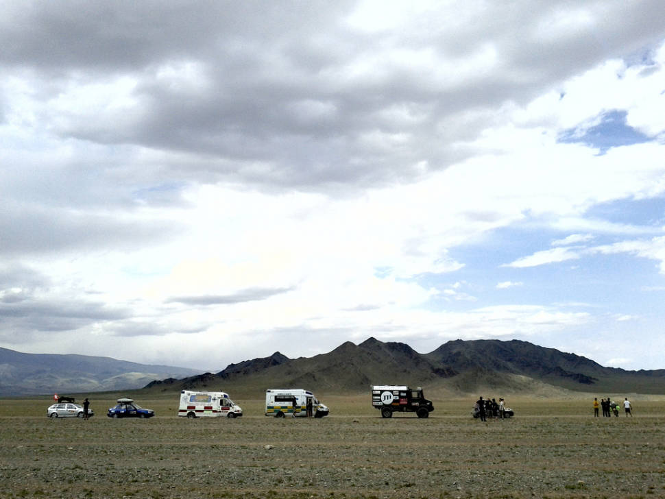Mongol Rally in Mongolia - Best Time