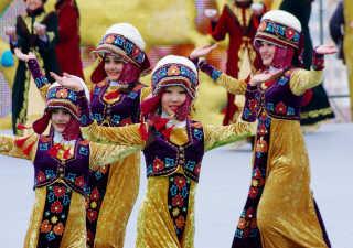 Nauryz (Spring/New Life) Festival