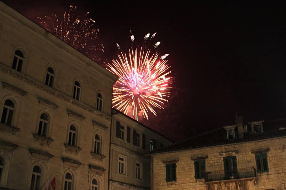 Bokeljska Noc or Boka Night in Kotor in Montenegro - Best Season