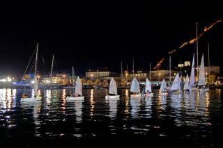 Bokeljska Noc or Boka Night in Kotor