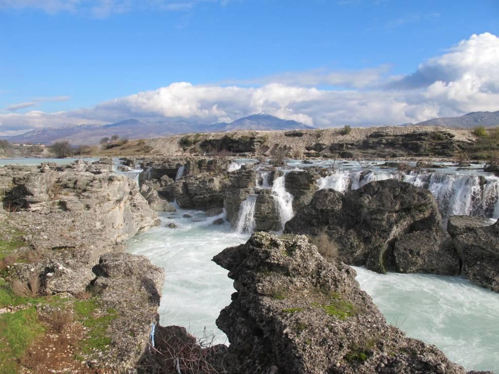 Cijevna River and Waterfall in Montenegro - Best Season