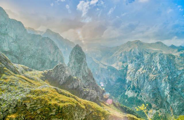 Prokletije National Park in Montenegro - Best Season