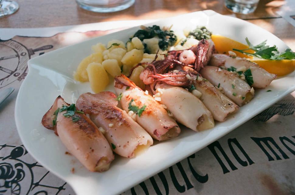 Seafood Season in Montenegro - Best Time