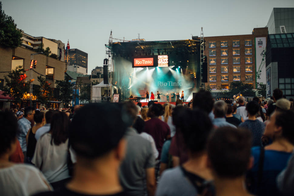 Best time to see The Montréal Jazz Festival (Le Festival de Jazz de Montréal)