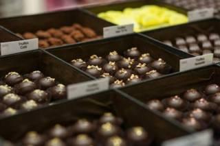 Je t'Aime en Chocolat