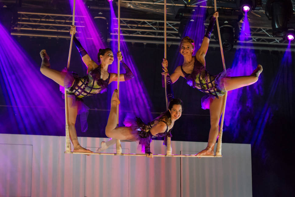 Best time for Montreal Cirque Festival in Montreal