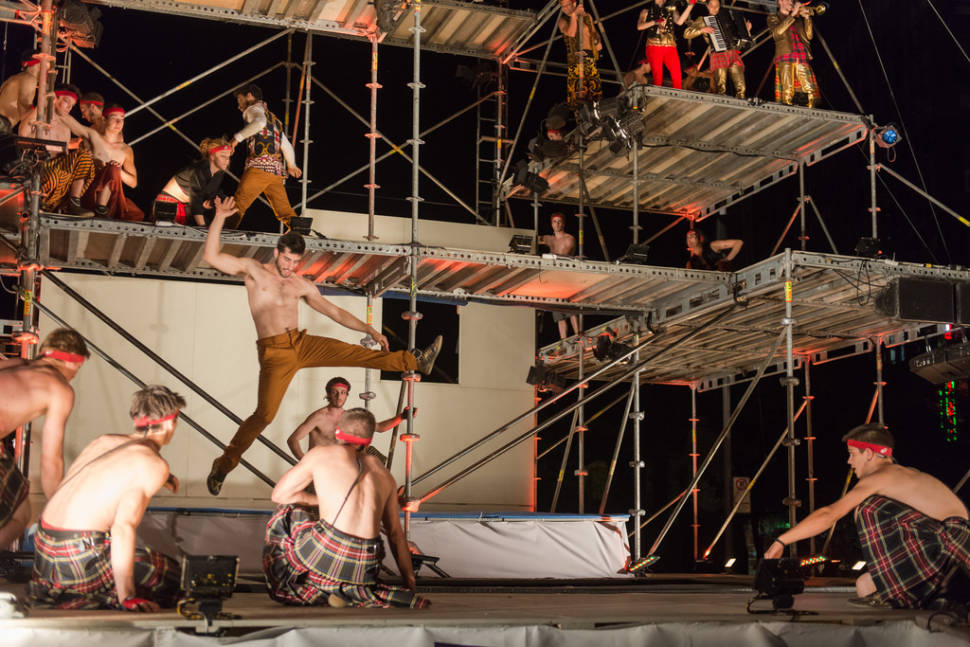 Best time for Montreal Cirque Festival
