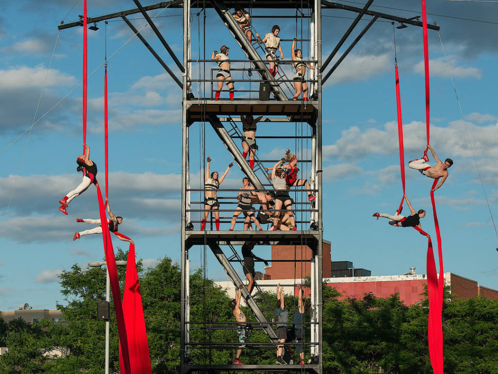 Montreal Cirque Festival in Montreal - Best Time