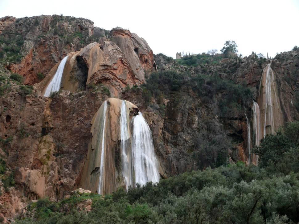 Winter Waterfalls in Morocco - Best Season