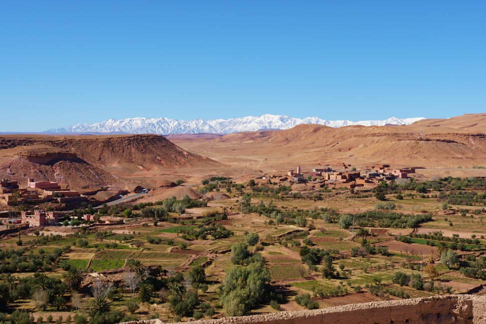 Winter  in Morocco - Best Season
