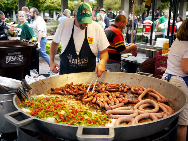 Best time to see Oktoberfest in Munich