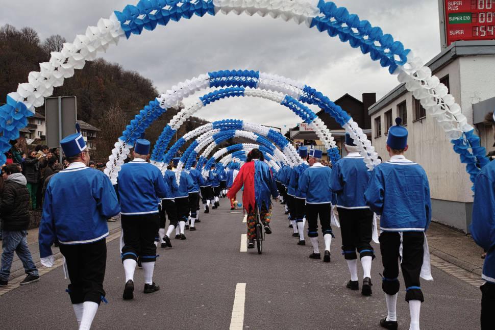 Best time for Schäfflertanz or Coopers Dance in Munich