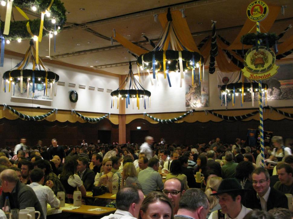 Strong Beer Fest or Starkbierfest in Munich - Best Time
