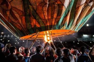 Balloon Festival in Taunggyi