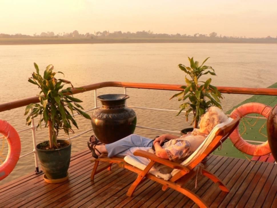 Ferry Ride from Yangon to Dala in Myanmar - Best Season