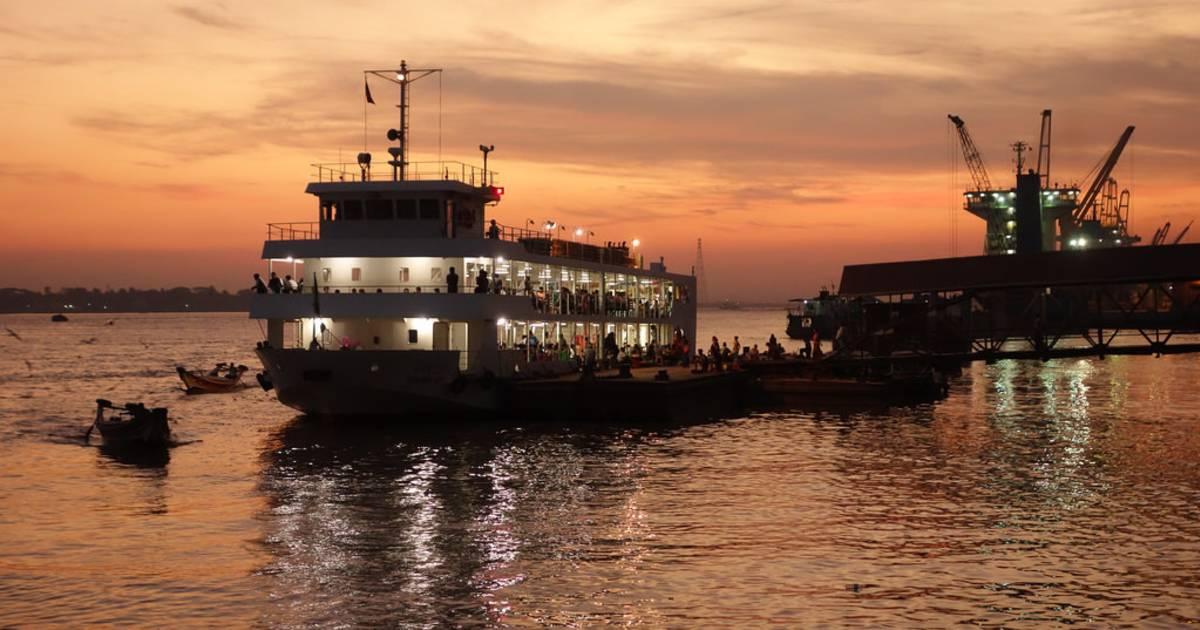 Ferry Ride from Yangon to Dala in Myanmar - Best Time