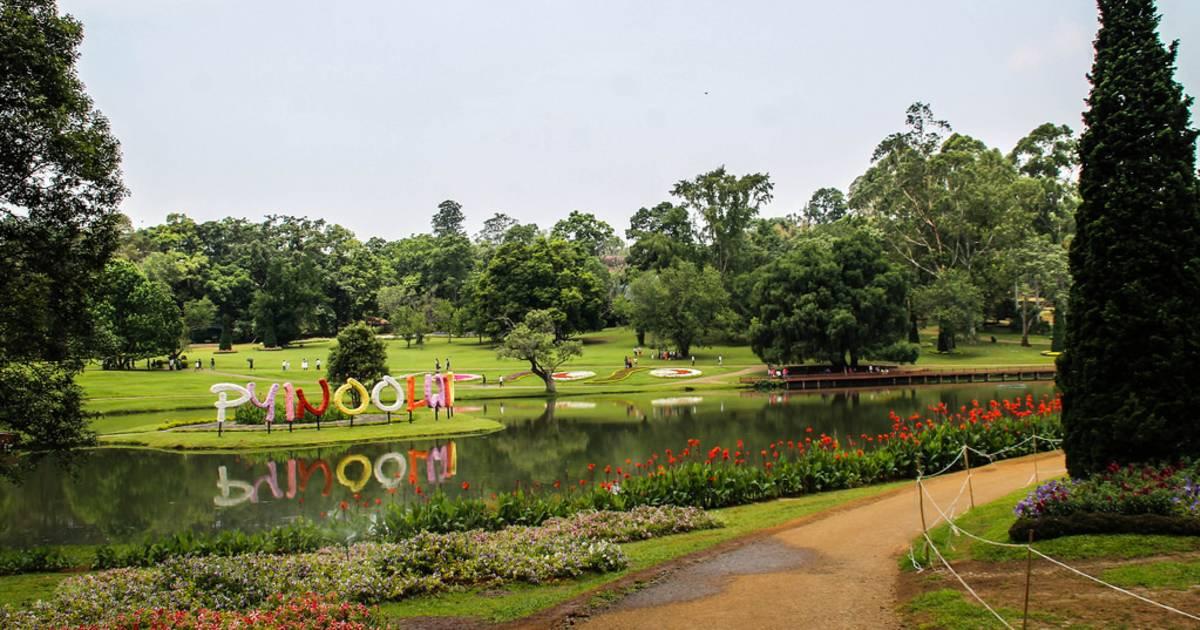 Hill Station Botanical Garden in Myanmar - Best Time
