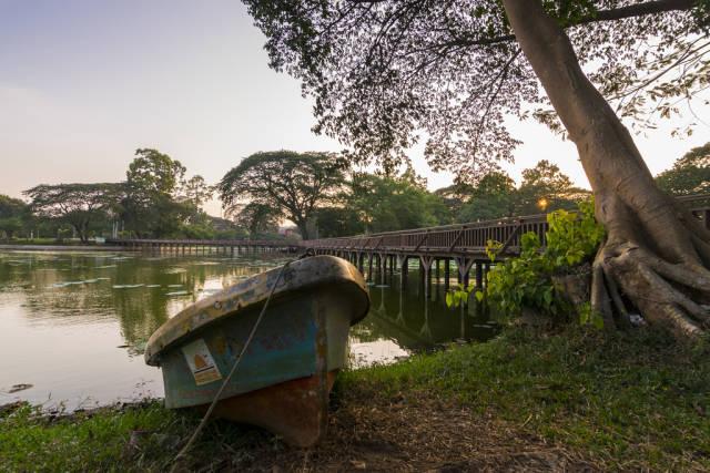 Hlawga National Park in Myanmar - Best Time
