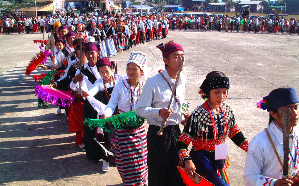 Manaw Festival in Myanmar - Best Time