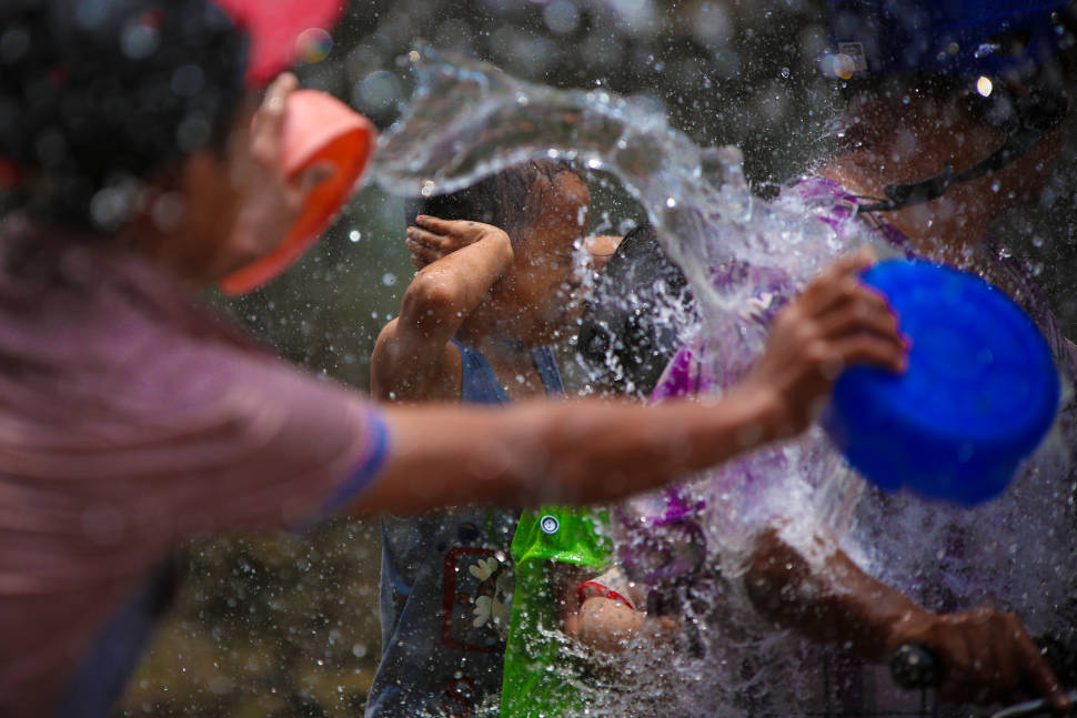 Thingyan Water Festival or New Year Celebration in Myanmar - Best Season