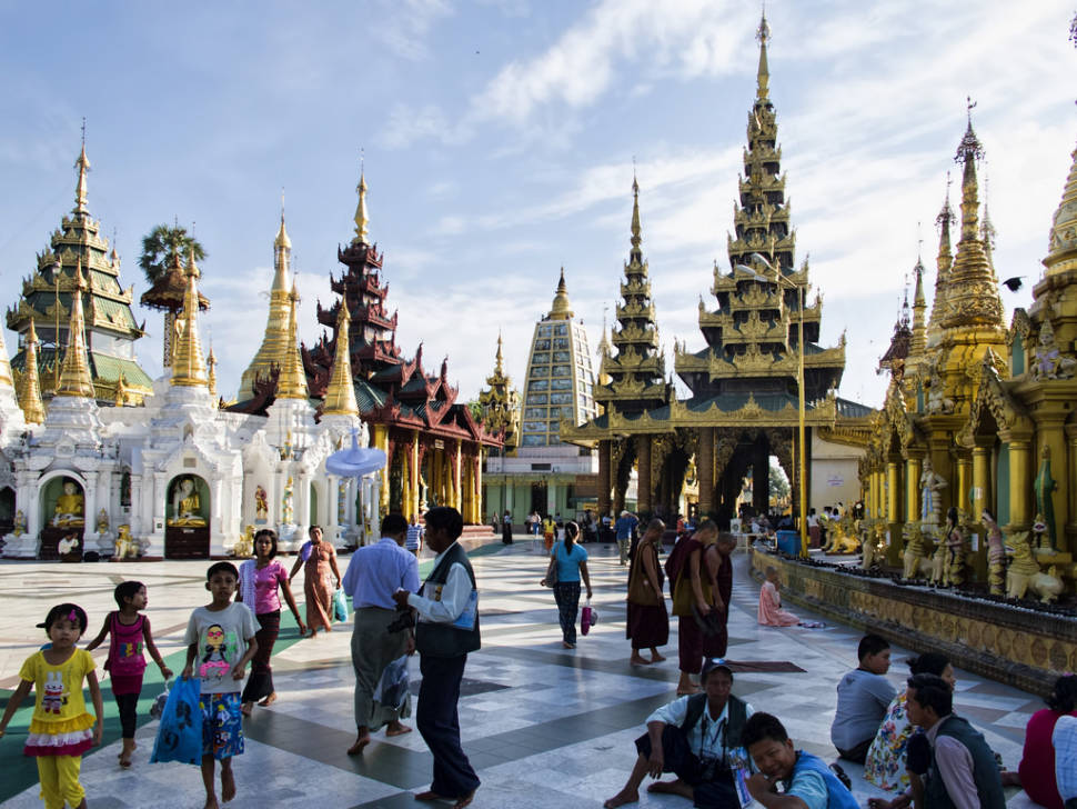 Visit Botataung Pagoda in Myanmar - Best Time