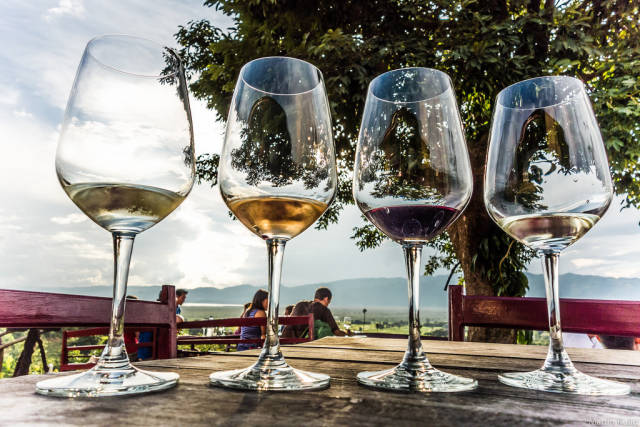 Wine Season in Myanmar - Best Season