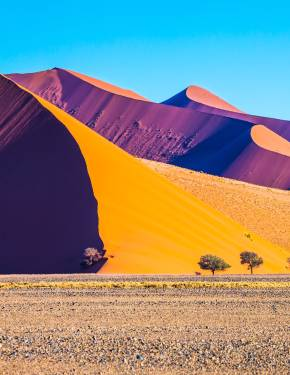 Best time to visit Namibia