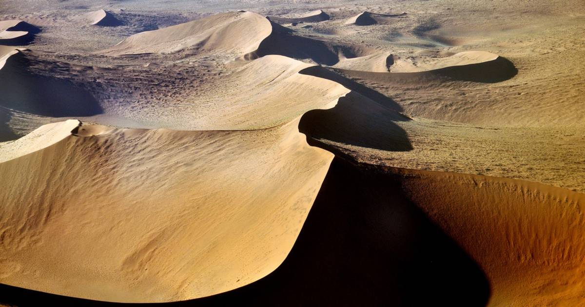 Wind Cathedral in Namibia - Best Time