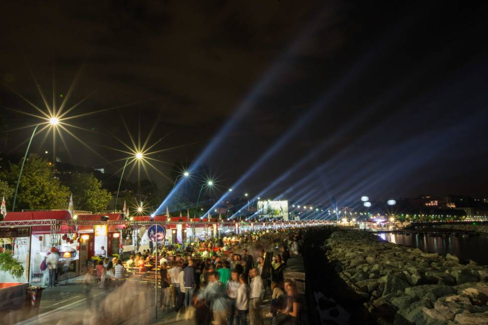 Best time to see Napoli Pizza Village Festival in Naples and Pompeii