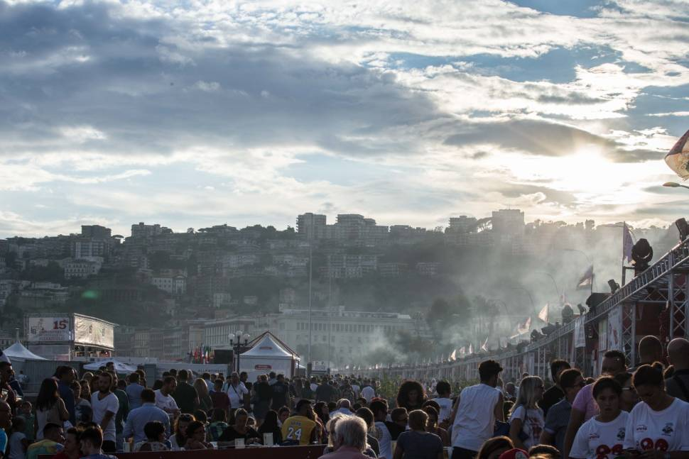 Best time for Napoli Pizza Village Festival in Naples and Pompeii