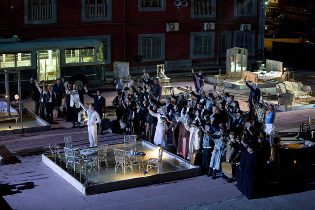 Napoli Teatro Festival in Naples and Pompeii - Best Season