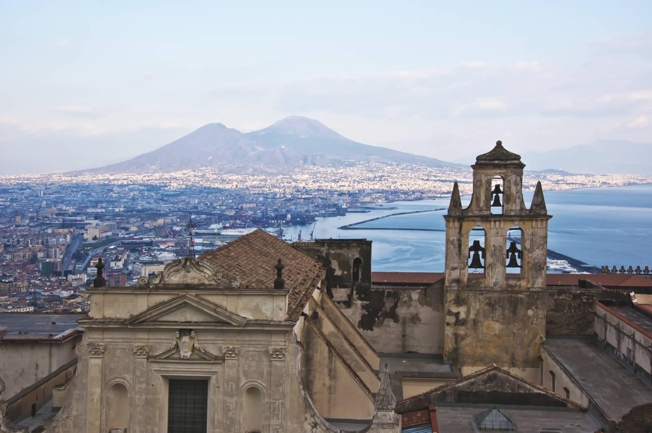 Napoli & Pompei
