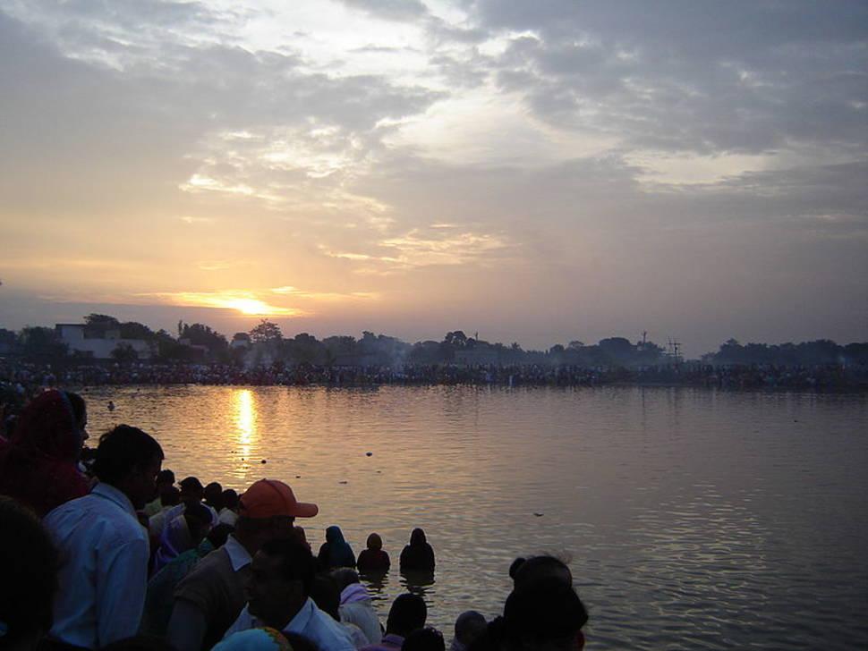 Chhath Festival in Nepal - Best Season