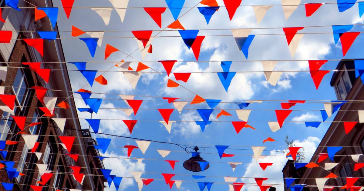 Flag Day in The Netherlands - Best Time