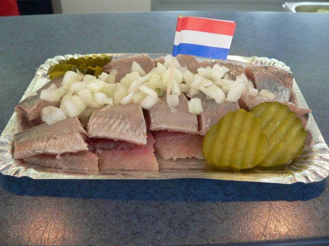 Hollandse Nieuwe Herring in The Netherlands - Best Time