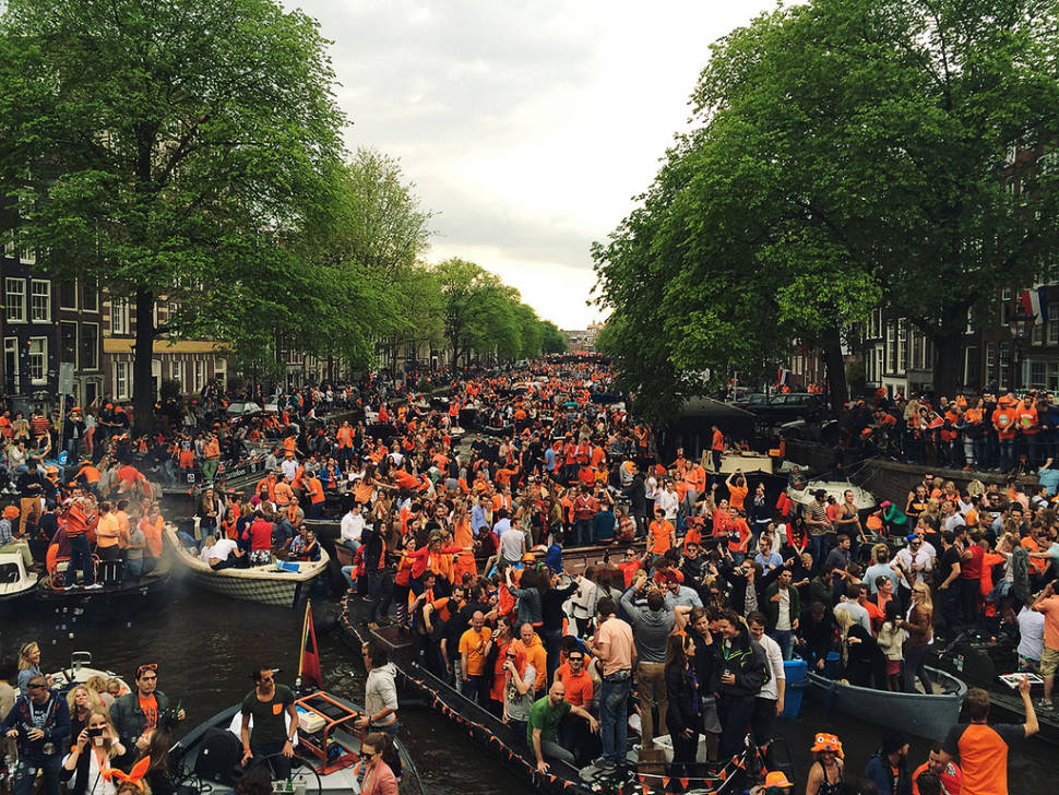 King's Day in The Netherlands - Best Time