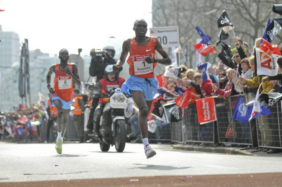 Rotterdam Marathon in The Netherlands - Best Time