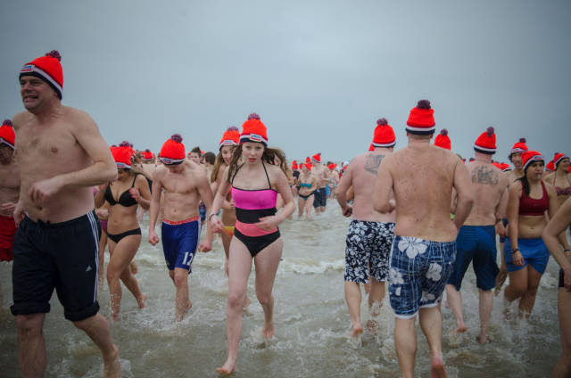 Scheveningen New Year's Dive—Nieuwjaarsduik in The Netherlands - Best Season