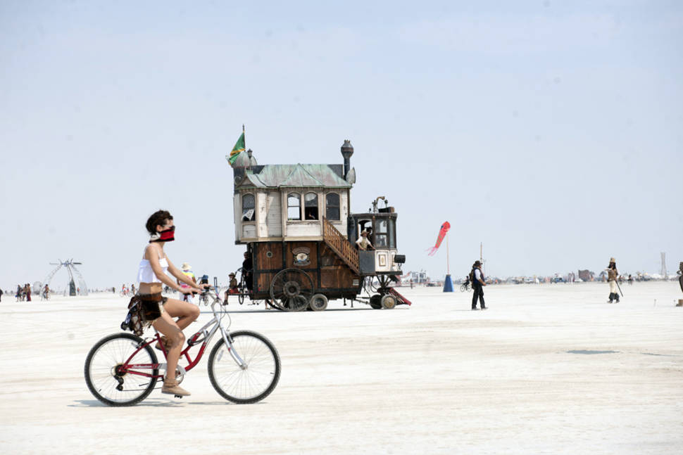 Best time to see Burning Man