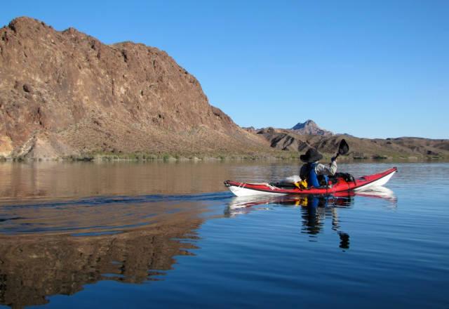 Lake Mojave