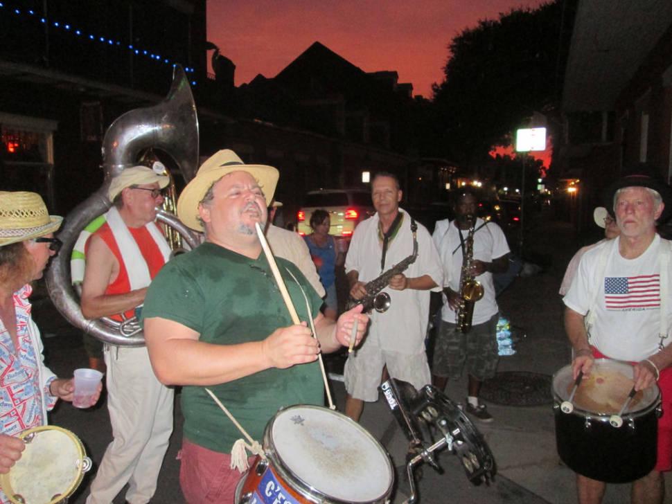 Dirty Linen Night in New Orleans - Best Season