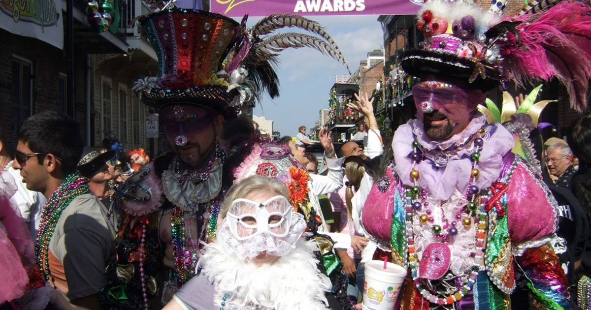 Mardi Gras in New Orleans - Best Time
